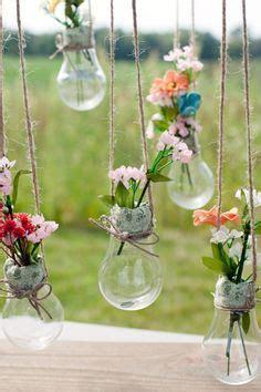 nice hanging light bulb vase decorations creative spotting jars market stalls and soap booth on pinterest