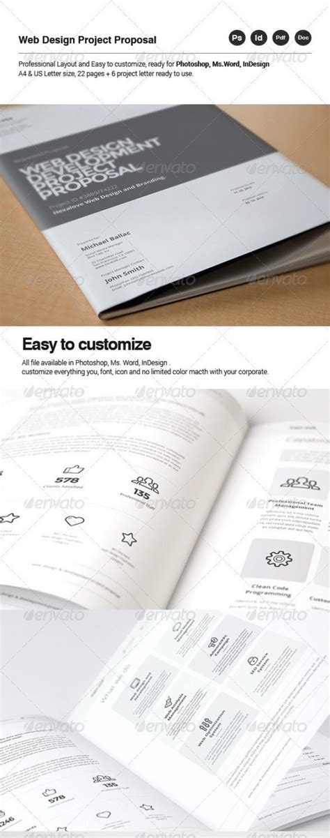 25 best ideas about business proposal sample on pinterest