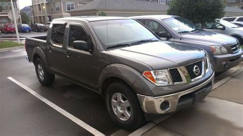 purchase used 2006 nissan frontier se crew cab in charlotte north carolina united states for
