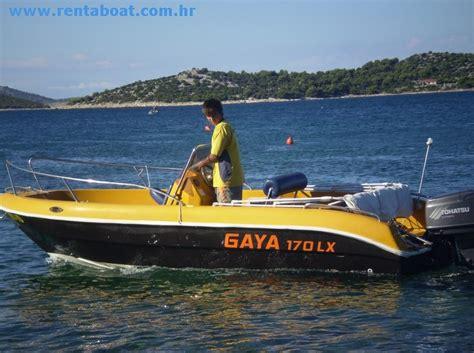rent a boat croatia rent a boat mikula vodice look4accommodation