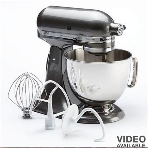 kitchenaid mixers as low as 140 74 shipped