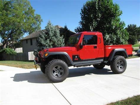Brute Jeep For Sale Find Used 2006 Jeep Rubicon Aev Brute Conversion In