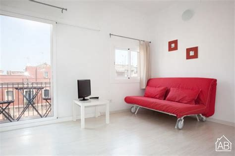 Studio Apartment With Baby Houseofaura Studio Apartment Barcelona Centric