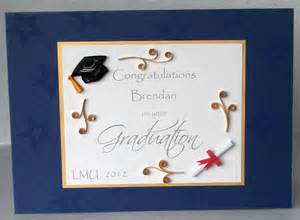 paper cards quilled graduation card 2