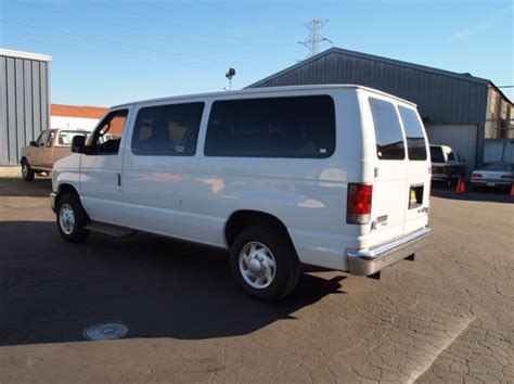 auto air conditioning service 2009 ford e150 electronic throttle control 2009 ford econoline south bay street machines