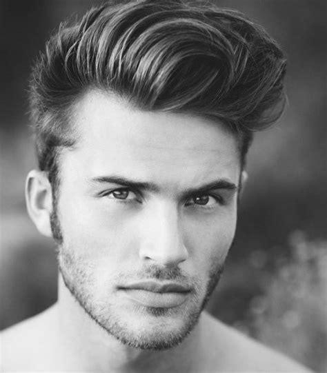 coupe de cheveux homme visage coiffure homme visage carr 233 tendances et conseils 2019
