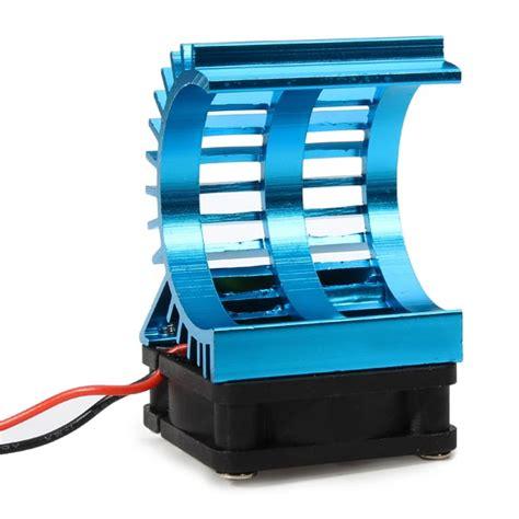 heat sink description buy aluminum heat sink cooling fan for rc motor rcnhobby