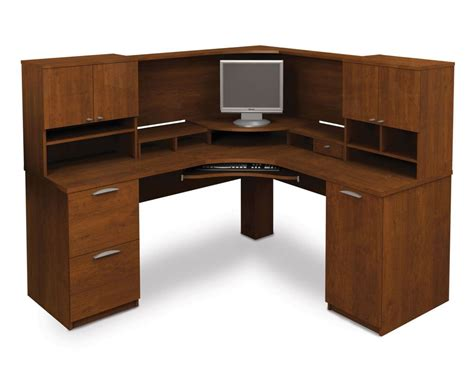 Large Corner Desks Large Corner Desk Home Office Decorating Schemes