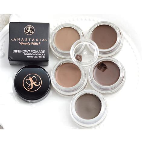 sale dipbrow pomade beverly auburn chocolate brown