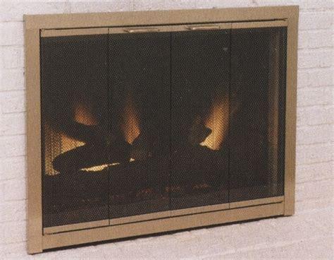 Hearthcraft Fireplace Doors by Ultraview Hearth Craft Fireplace Glass Door Custom