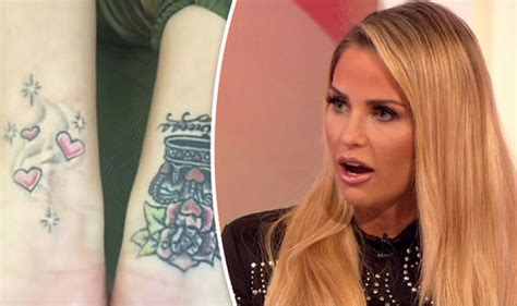 tattoos on women private parts price reveals she s got four tattoos on