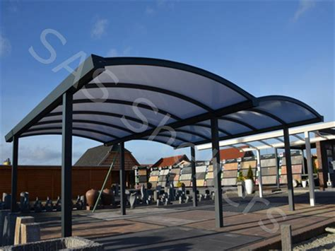 Roof For Carport by Sas Curved Roof Carport Car Ports Sas Shelters