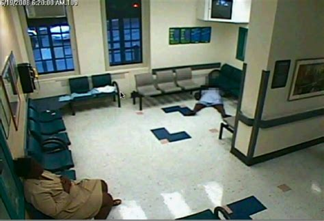 dies in hospital waiting room new york civil liberties union