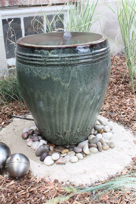fountain for backyard diy backyard fountain complete with tutorial hip house