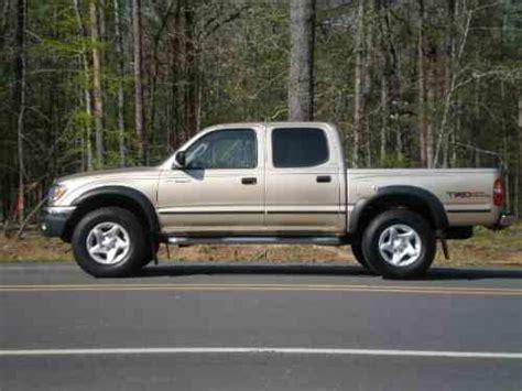 Toyota Tacoma 2003 For Sale For Sale 2003 Toyota Tacoma Cab Prerunner V6 Only