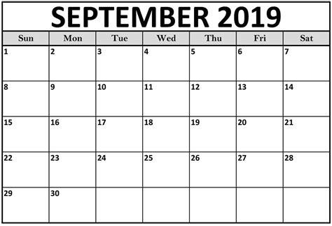 blank september october  calendar printable net market media blank september october