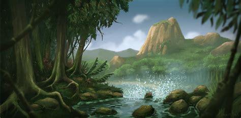 Jungle Landscape Pictures Jungle Landscape By Maarchal On Deviantart