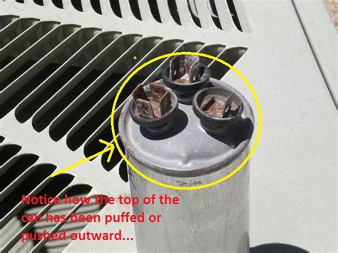 ac capacitor symptoms bad capacitor symptoms hvac 28 images my a c just hums and buzzes but doesn t turn on george