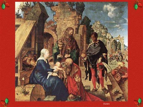 la navidad y los los pintores y la navidad
