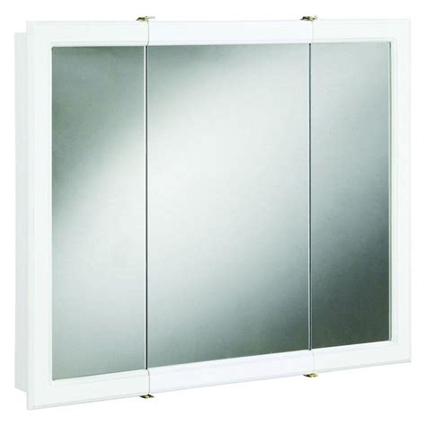 design house concord 36 in x 30 in tri view surface