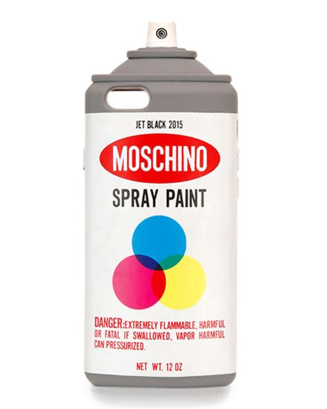 Moschino Spray Paint moschino spray paint iphone 6 white multi