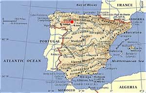 Leon Spain Map by Your Blog Cravenvirus8792
