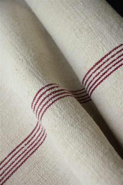 window seat fabric grain sack and or ticking stripe fabric for window seat