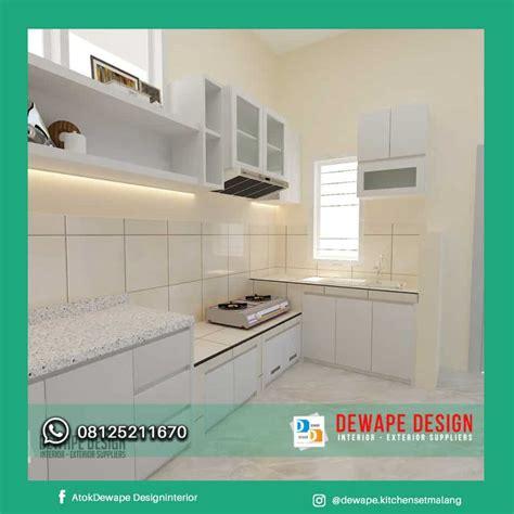 kitchen set malang dewape kitchen set granit  malang