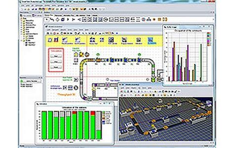 plant layout simulation software siemens releases free student edition of tecnomatix