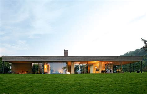Bungalow Aus Holz Und Glas by Architektenh 228 User Bungalow Aus Holz Und Glas Sch 214 Ner