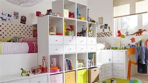 separation chambre enfant petits espaces une chambre pour deux enfants
