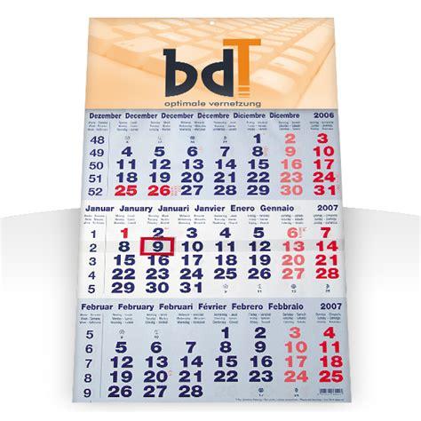 Kalender Online Drucken Monat by 3 Monatskalender Als Werbeartikel Bedrucken Lapopp De