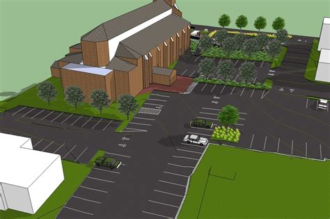 st joseph parking lot and access improvements to take