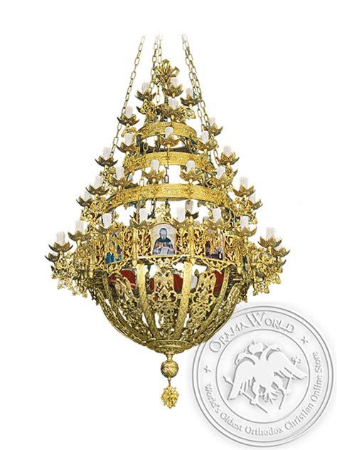 Chandelier Supplies Chandelier Bronze Byzantine No80 Gold Plated Oramaworld