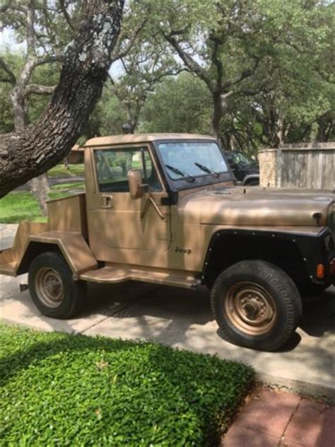 Jeep Cj10 For Sale Buy Used Jeep Cj10 A Tug Frightline Tractor In San Antonio
