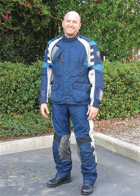 bmw rallye motorcycle suit review rider magazine