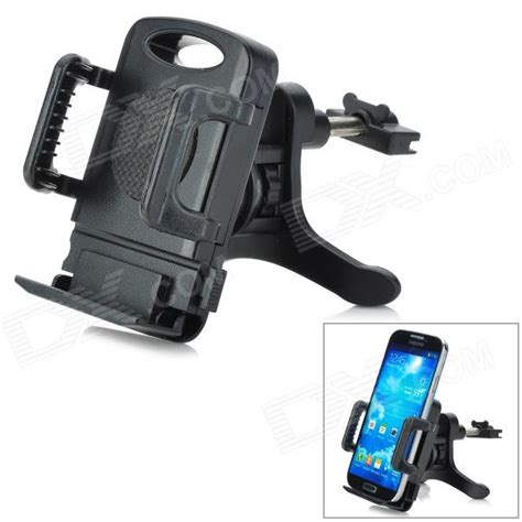 Car Holder Universal T1310 1 universal 360 degree rotational car mount cell phone holder black free shipping dealextreme