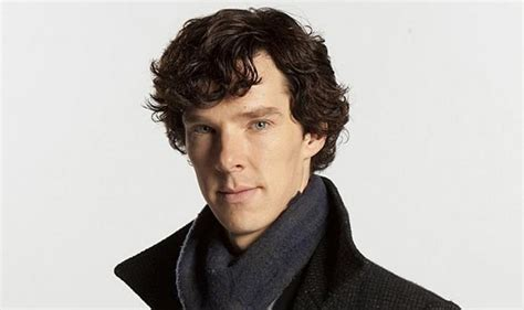 BBC reveals the first official image from 'Sherlock' season 4 Benedict Cumberbatch As Sherlock