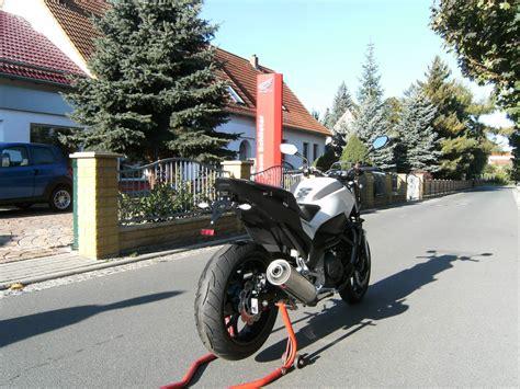 Motorrad Honda Nc 700 by Umgebautes Motorrad Honda Nc700s Von Zweiradtechnik J 246 Rg