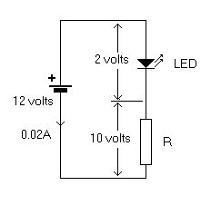 diode led calculator world technical using the light emitting diode tutorial 20