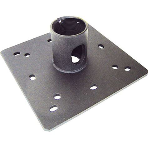 video mount products cp 1pt ceiling plate for 1 5 quot cp1pt