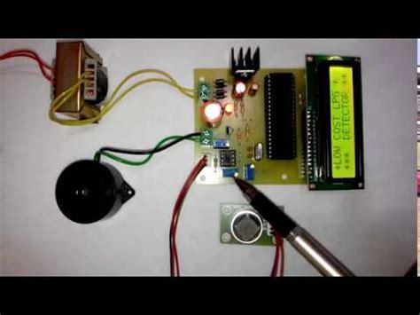 gas leakage detector using arduino doovi