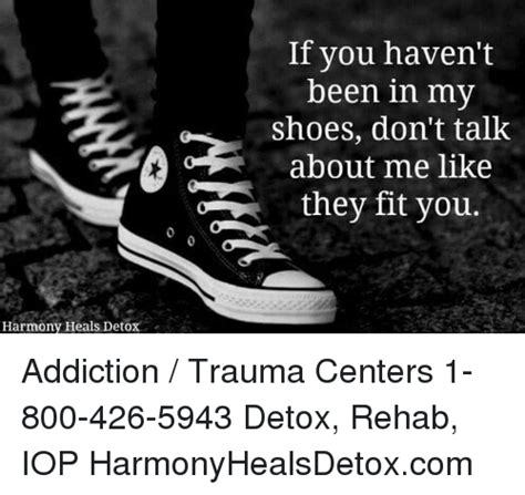 Havent Peed From Detox by Harmony Heals Detox If You T Been In My Shoes Don T