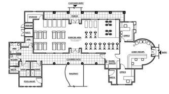 Gym Floor Plan Layout by Gym Design And Layout Floor Plan Joy Studio Design