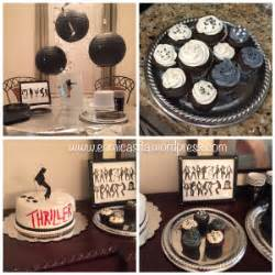Michael Jackson Favors by Michael Jackson Thriller Birthday And Cake En Mi