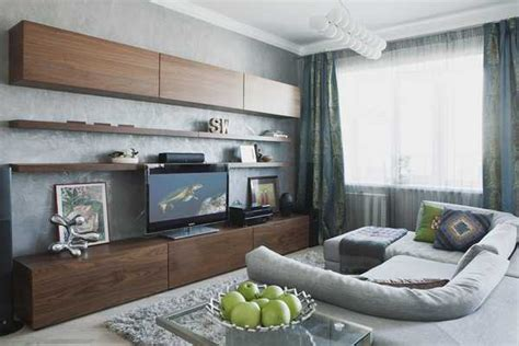 Cool Apartment Decorating Ideas Small Apartment Decorating With Light Cool Colors Contemporary Apartment Ideas