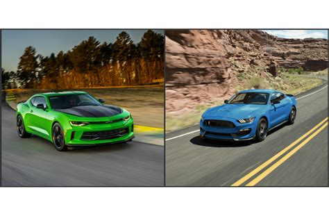 whats better a mustang or camaro chevy camaro vs ford mustang what s the better