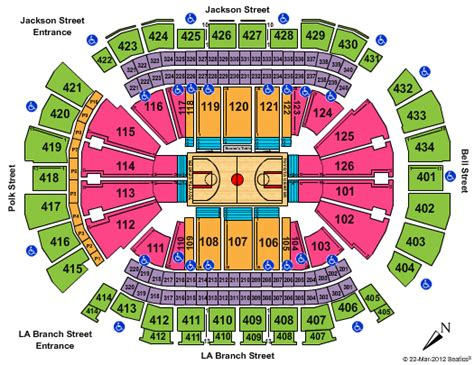 toyota center 3d seating chart houston rockets vs bobcats toyota center tx