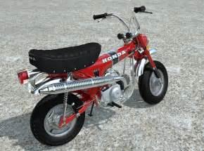 Honda Ct70 Honda Ct70 Motorcycle By Unigami On Deviantart