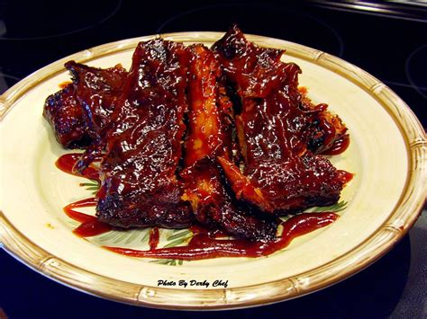 cooking with derby chef how to make pork spare ribs